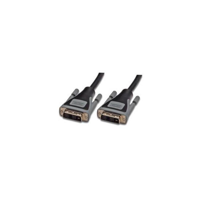 Кабел ASSMANN DB-320103-020-D, от DVI(м) to DVI(м), 2.0, черен image