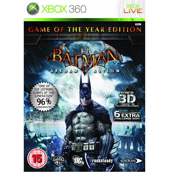 Batman Arkham Asylum GOTY, за XBOX360 image