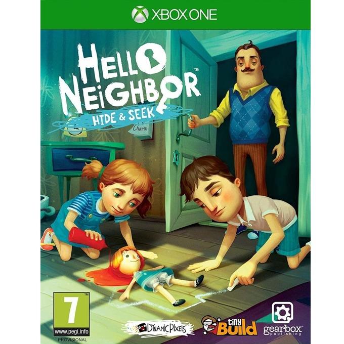 Игра за конзола Hello Neighbor: Hide and Seek, за Xbox One image