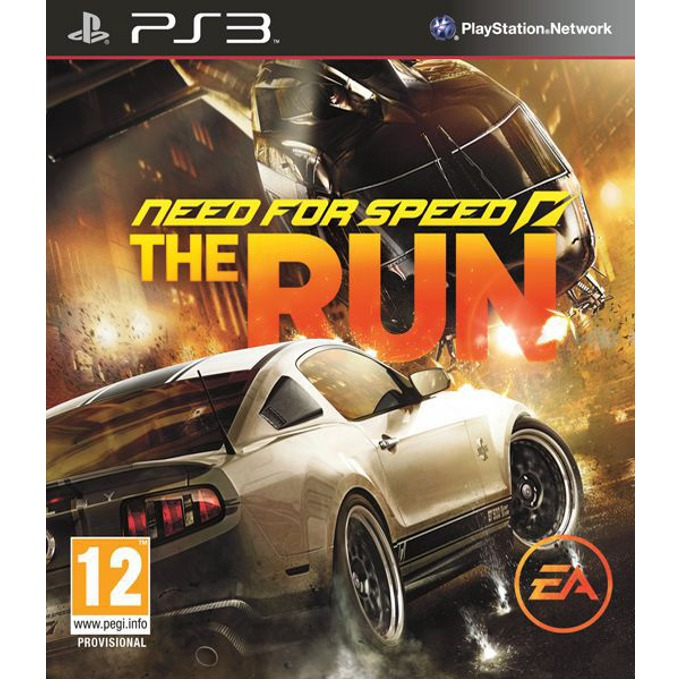 Игра за конзола Need for Speed: The Run, за PlayStation 3 image