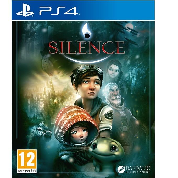 Игра за конзола Silence, за PS4 image