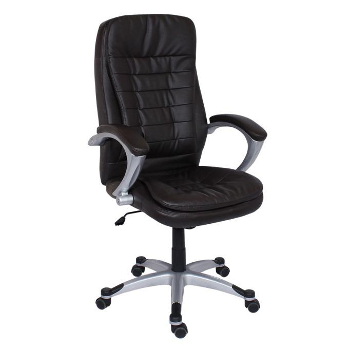 Директорски стол Carmen 6013, тъмно-кафяв image