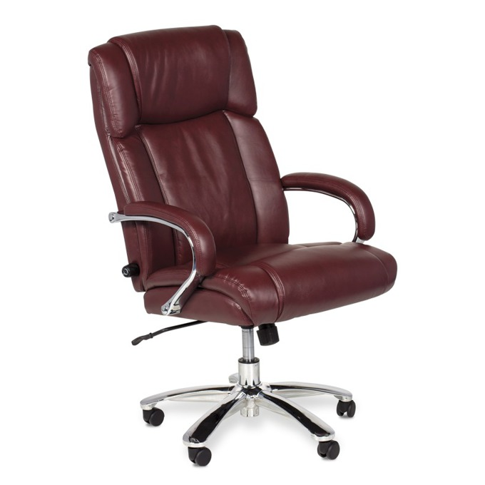 Директорски стол Carmen 6200, тъмно-кафяв image