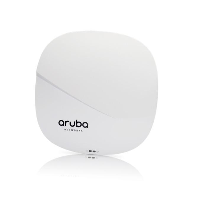 Аксес пойнт HPE Aruba IAP-315 (RW) Instant, 2.4GHz(300Mbps)/5GHz(1733Mbps), 1xLan 10/100/1000 PoE, USB 2.0, 4x вътрешни антени image