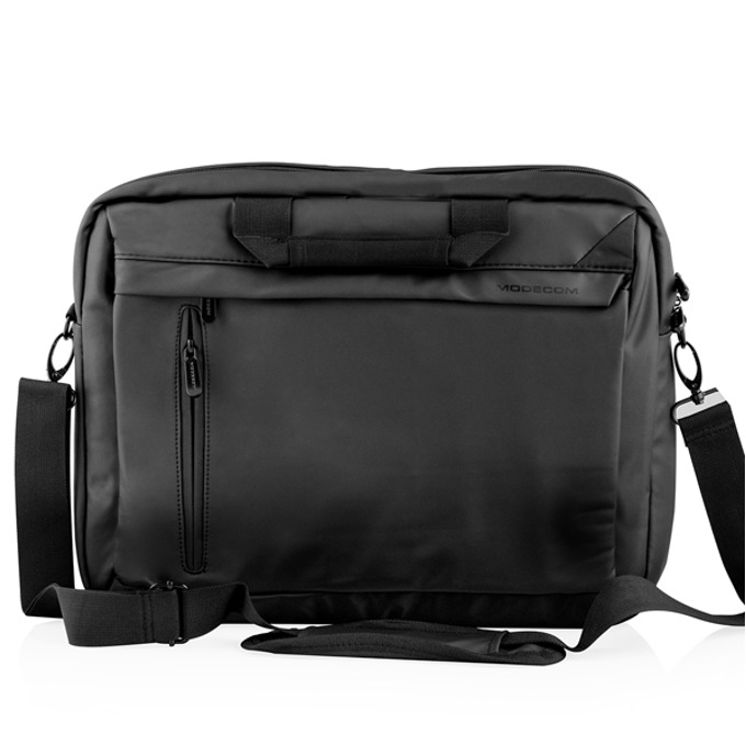 "Чанта за лаптоп Modecom Aberdeen, до 15.6""(39.62 cm), черна image"