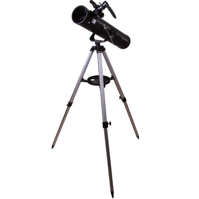 Телескоп Bresser Venus 76/700, 35–525x оптично увеличение, с адаптер за смартфон image