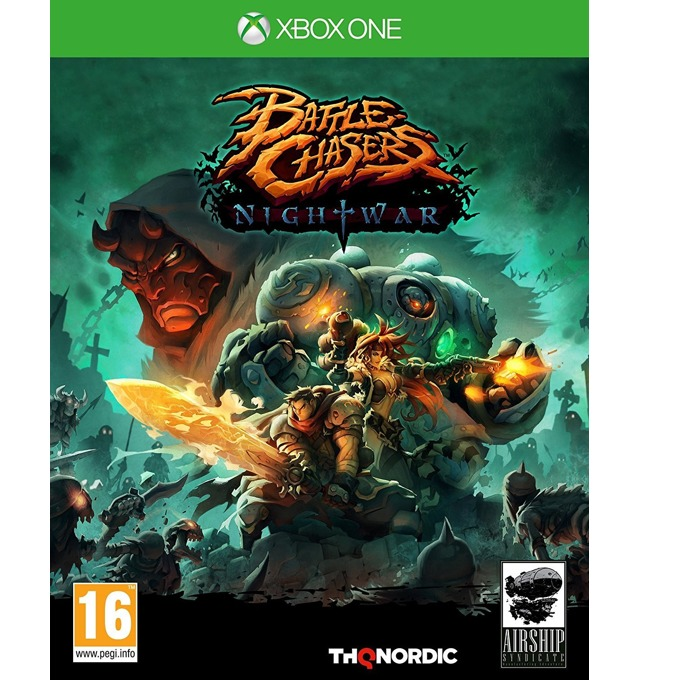 Battle Chasers Nightwar, за Xbox One image