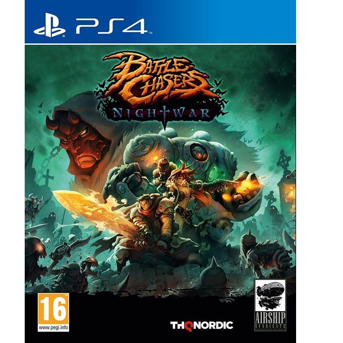 Игра за конзола Battle Chasers Nightwar, за PS4 image