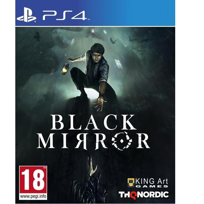 Игра за конзола Black Mirror, за PS4 image