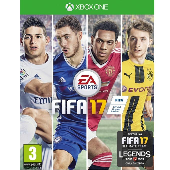 FIFA 17 product