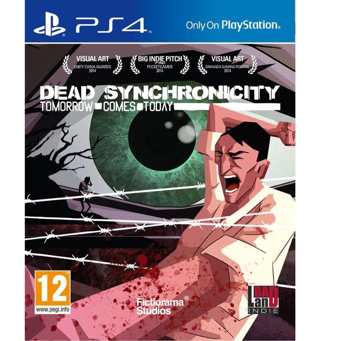 Игра за конзола Dead Synchronicity: Tomorrow Comes Today, за PS4 image