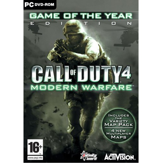 Call of Duty 4 GOTY, за PC image