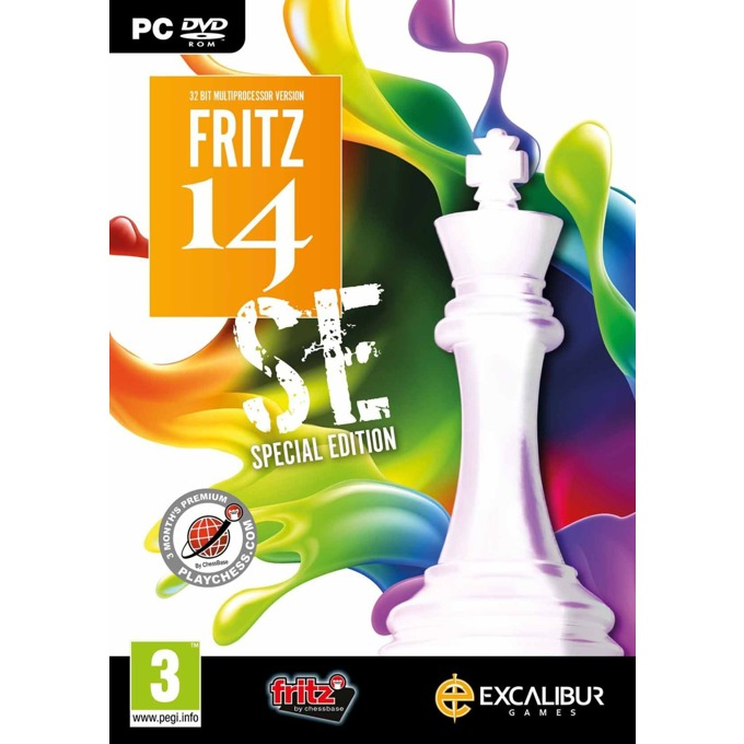 Fritz 14 Special Edition, за PC image