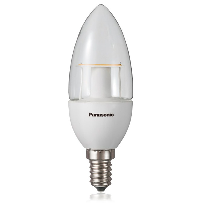 LED крушка Panasonic LDAHV5L27CGE14EP