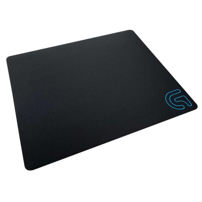 Подложка за мишка Logitech G240 Cloth гейминг, черна, 340 x 280 x 1mm image