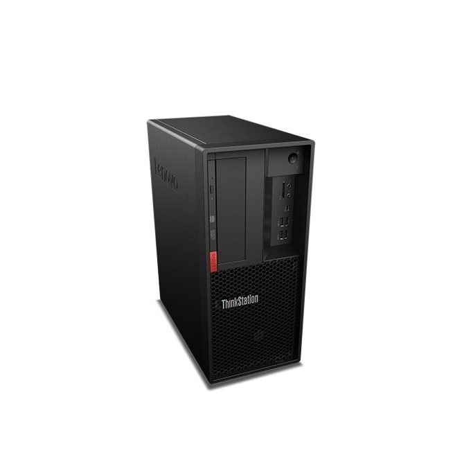 Настолен компютър Lenovo ThinkStation P330 (30C5004LBL), шестядрен Coffee Lake Intel Core i7-8700 3.2/4.6 GHz, 8GB DDR4, 256GB SSD, 4x USB 3.1 Gen 1, Windows 10 Pro image