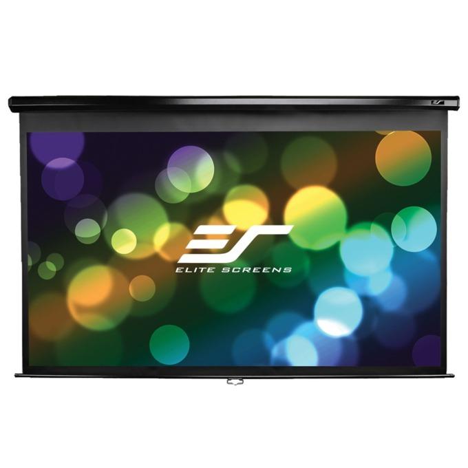 Elite Screen Manual Series M84UWH