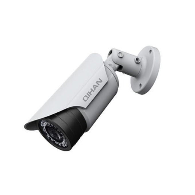 "Qihan QH-W356SC-N, камера водоустойчива 1/3"" HDIS Color, IP66, 720 TVL, 3.6 мм, ИЧ-30m image"
