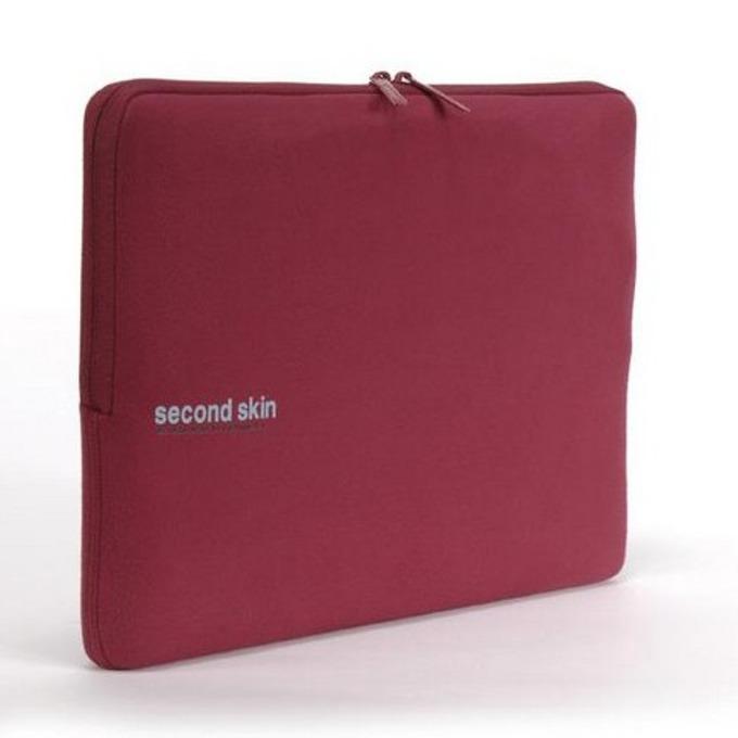 """Калъф за MacBook Pro TUCANO BFUS-MB15-RZ MICROFIBRA, 15.4""""(39.12cm), червен image"""