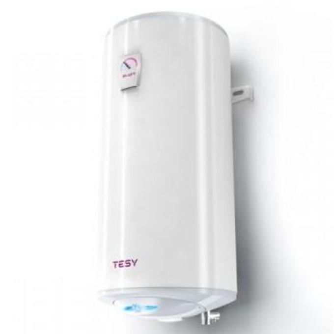 Електрически бойлер Tesy GCV 80 38 30 B11 TSR, 80л., вертикален, 3kW, енергиен клас C, стъклокерамично покритие, 38.6 x 120.5 x 41.2 cm, бял image