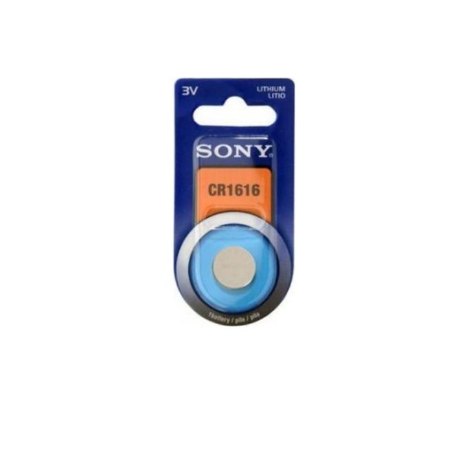 Батерия литиева Sony CR1616BEA, CR1616, 3.0V, 1бр. image