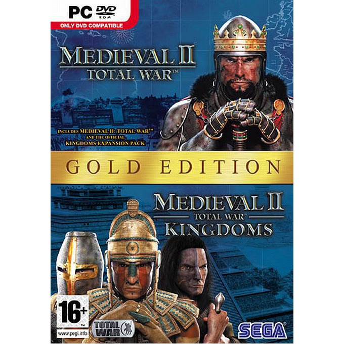 Medieval II: Total War Gold Edition, за PC image