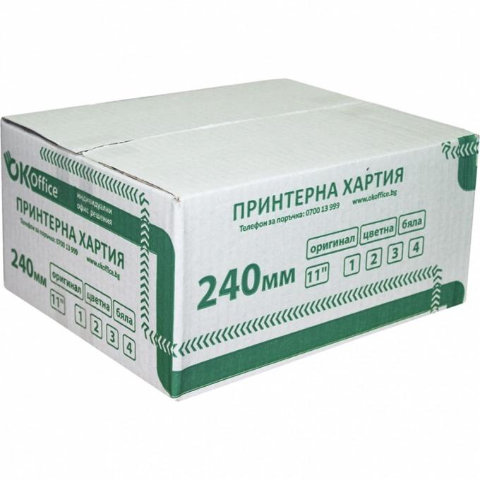 ПРИНТЕРНА ХАРТИЯ 240/11/1 БЯЛА product