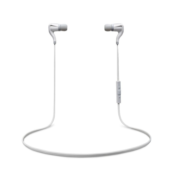 "Слушалки Plantronics Backbeat Go, тип ""тапи"", безжични, двоен микрофон, индикатор, мicro USB, бели image"