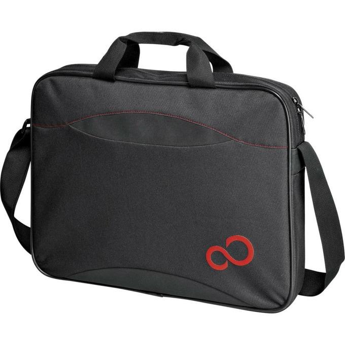 """Чанта Fujitsu Casual Entry Case 16 за лаптоп  до 15.6"""" (39.62 cm), черна image"""