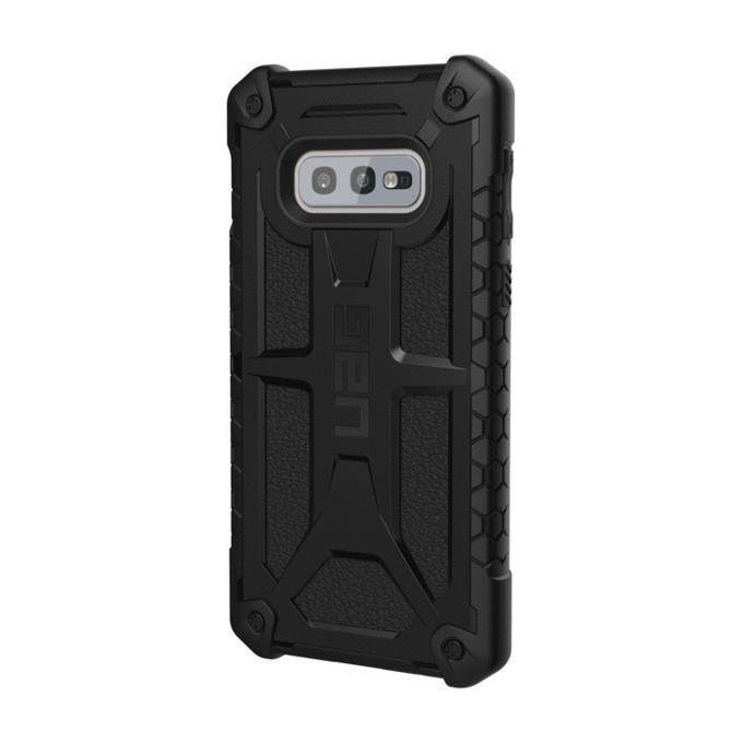 Калъф за Samsung Galaxy S10e, хибриден, Urban Armor Monarch 211331114040, черен image