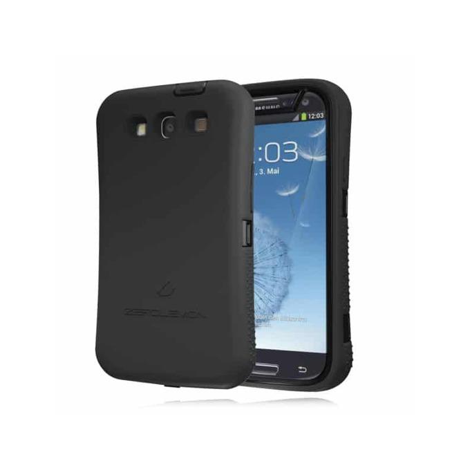 Протектор Zerolemon за Samsung Galaxy S3, черен image