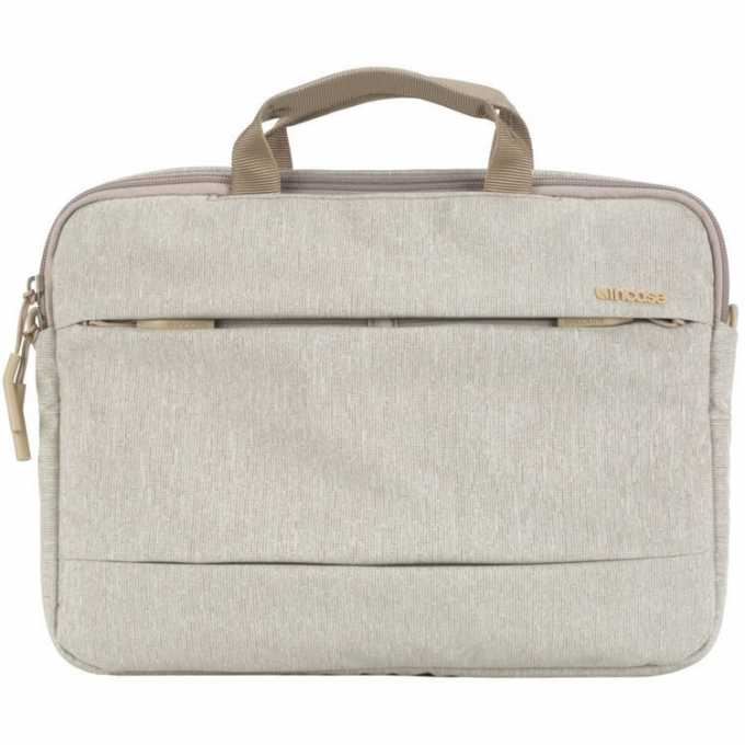 """Чанта за лаптоп Incase City Brief, до 15.4"""" (39.12 cm), светлокафява image"""