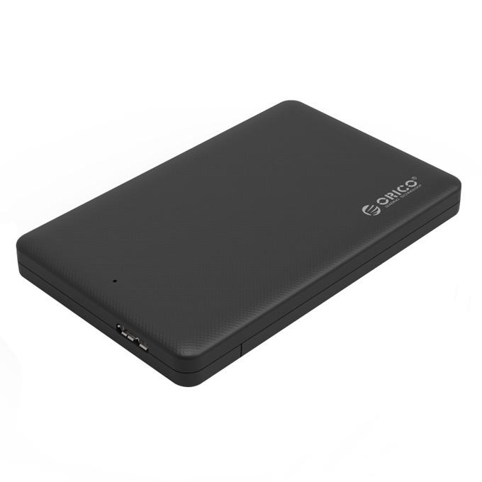"""Кутия за Харддиск Orico 2577U3-BK, за 2.5""""(6.35cm) HDD/SSD, USB A 3.0, черна image"""