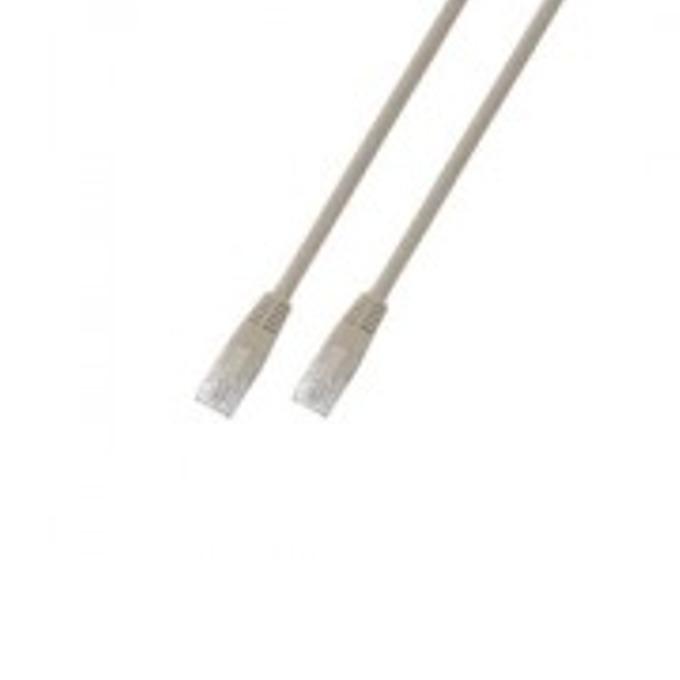 Пач кабел Data optics, UTP, cat.5e, 0.5m, сив image