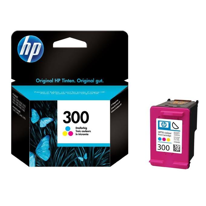 ГЛАВА HEWLETT PACKARD Deskjet D2560 - Color - (300) - P№ CC643EE - заб.: 4ml image