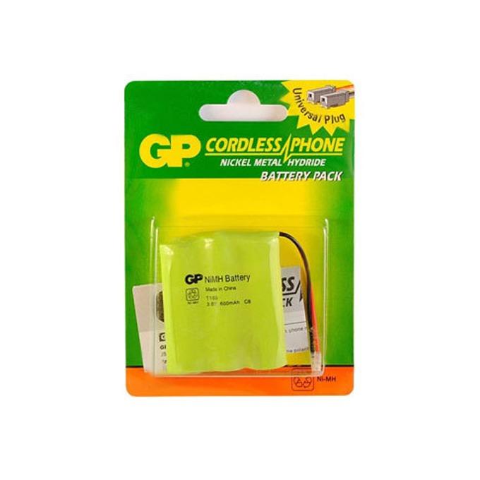 Батерия за телефон GP T314, 3x2/3AAA, 3.6V, NiMH, 300mAh, 1бр. image