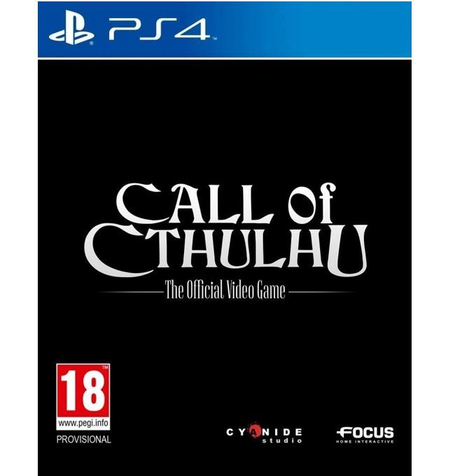Игра за конзола Call of Cthulhu, за PS4 image