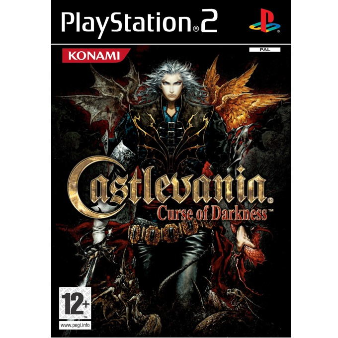 Игра за конзола Castlevania: Curse of Darkness, за PS2 image