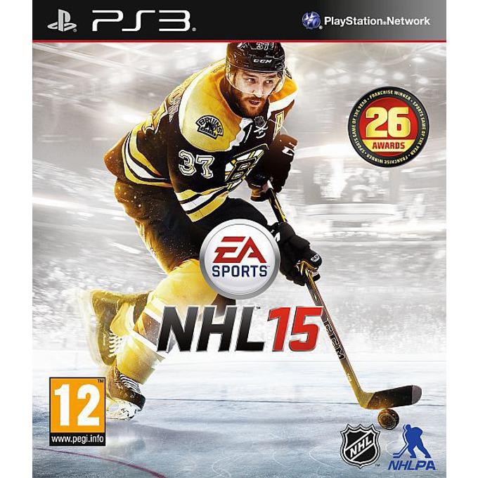 Игра за конзола NHL 15, за PS3 image