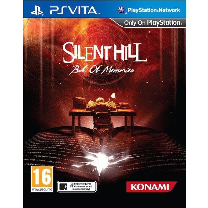 Игра за конзола Silent Hill: Book of Memories, за PSVita image