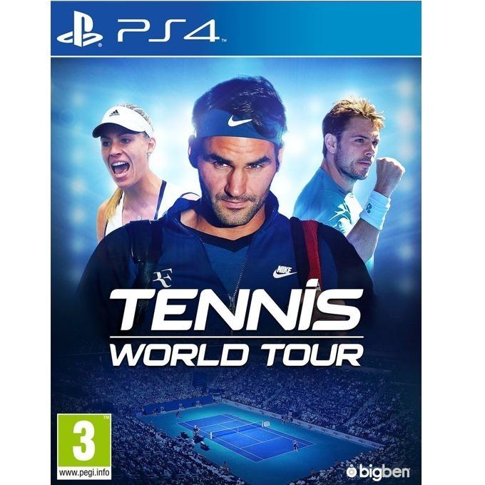 Tennis World Tour, за PS4 image