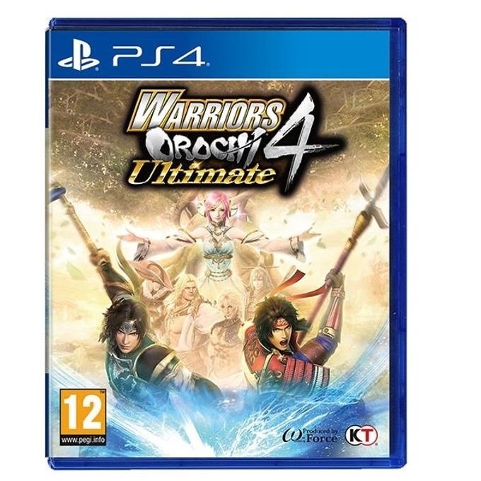 Игра за конзола Warriors Orochi 4 Ultimate, за PS4 image