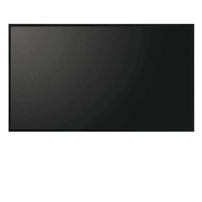 "Публичен дисплей SHARP PNR706, 70""(177.8 cm), Full HD, VGA, HDMI, DVI-D, DisplayPort, RS232, LAN, черен image"