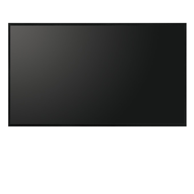 "Публичен дисплей SHARP PNR706, 70""(177.8 cm), Full HD, VGA, HDMI, DVI-D, DisplayPort, RS232, LAN, черен image"