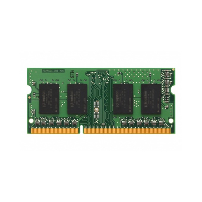 Памет 8GB DDR4 2400MHz, SO-DIMM, Kingston KVR24S17S8/8, 1.2V image