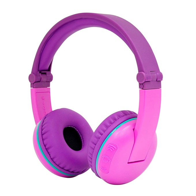 BuddyPhones SCOUT PLAY Purple 41182 product