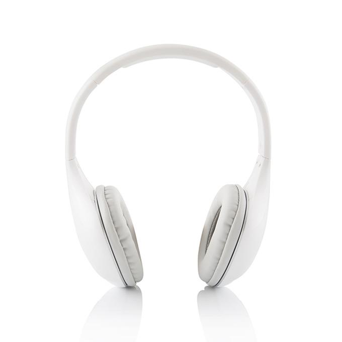 Слушалки Modecom MC-900B Pure, безжични, бели image