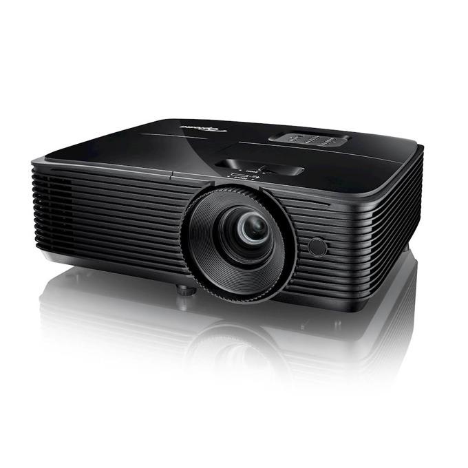 Проектор Optoma H184X, Full 3D, DLP, WXGA(1280x800), 28 000:1, 3600lm, HDMI, VGA, USB A, RS232 image