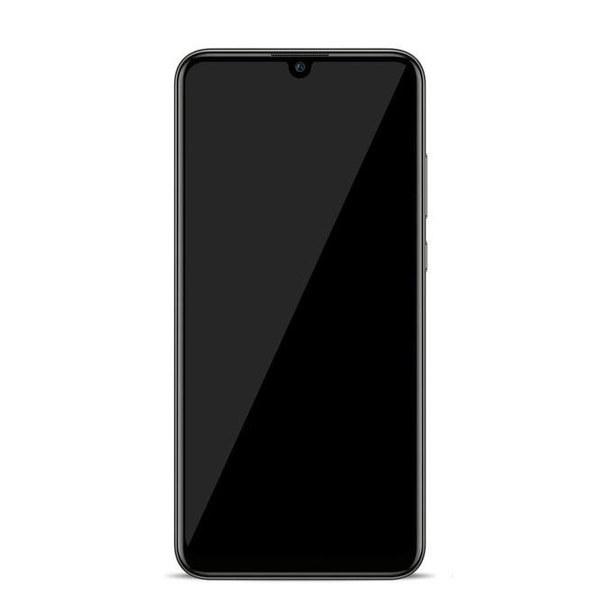 """Смартфон Huawei P Smart (2019)(черен), поддържа 2 sim карти, 6.21""""(15.77 cm) IPS дисплей, осемядрен Cortex A73 2.2 GHz, 3GB RAM, 64GB Flash памет, 13 MPix + 2 MPix & 8 MPix камера, Android, 160 g image"""