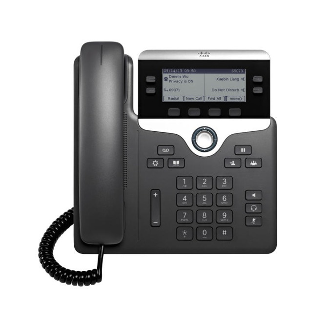 Cisco IP Phone 7821 CP-7821-3PCC-K9=